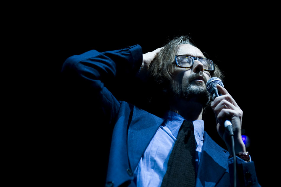 Photo of Jarvis Cocker by Kate Griffin