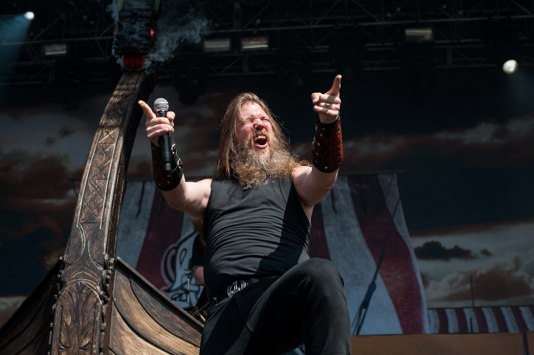 Amon Amarth band from Sweden