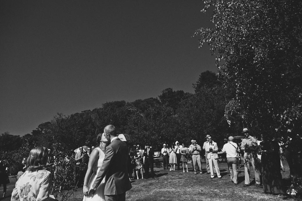 wedding at Johnny Ripe's in Red Hill