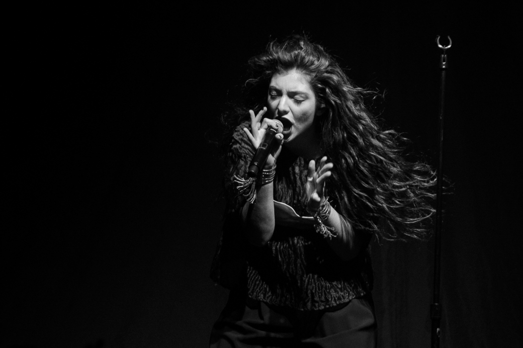 Lorde in Melbourne